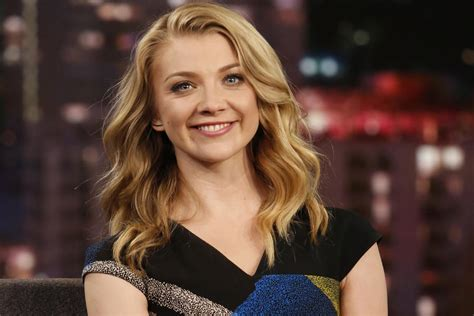 #got Natalie Dormer Discusses Game Of Thrones Spoilers