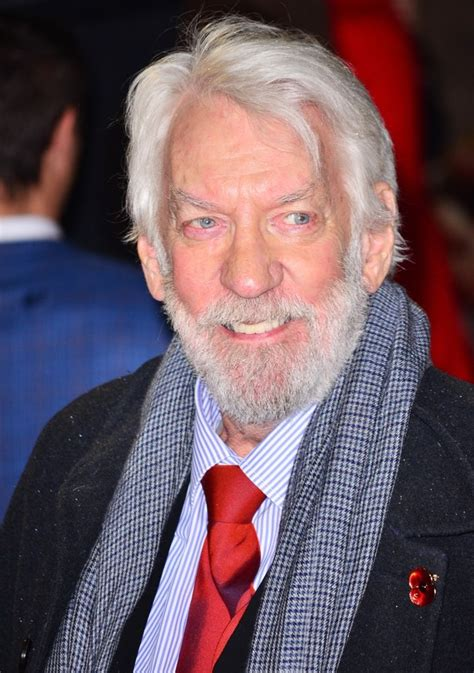 donald sutherland images donald sutherland picture 28 the world premiere of the