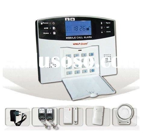 Wireless Home Alarm Systems
