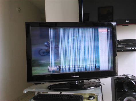 solucionado rayas en la pantalla tv led samsung ln32c400e4xzl yoreparo