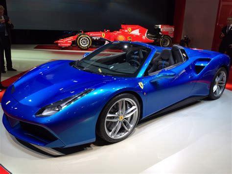 le auto blu del salone  francoforte  infomotori