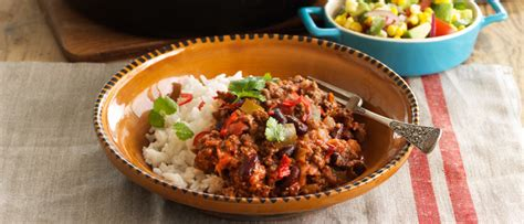 chilli  carne food   minute