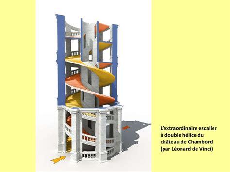escalier 224 r 233 volution leonard de vinci recherche architecture stairs