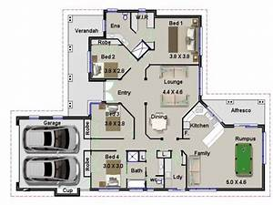 4 bedroom house plans australia modern house plan With 4 bedroom bouses and interior