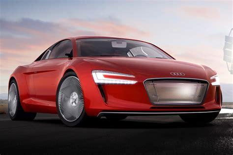 Electric Audi R8 | evo