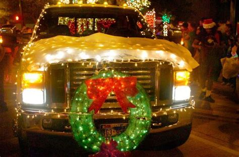 pick  truck  christmas parade halloween pinterest