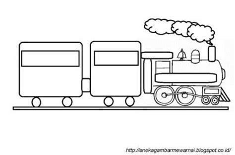 Coloring Kereta Api by 1000 Images About Gambar Mewarnai On