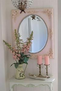 Vintage Spiegel Weiß : 32 modelle vintage rahmen f r ihren spiegel ~ Indierocktalk.com Haus und Dekorationen