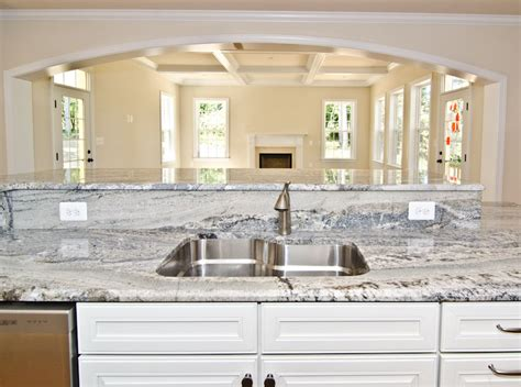White Cabinets With Granite by Design Tip More Cabinet And Granite Pairings