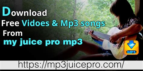 How to downlaod song in mp3 format free of cost? My Juice Mp3 Music Downloader
