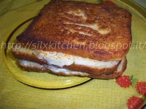 pane in carrozza silxkitchen la cucina secondo triplo pane in carrozza