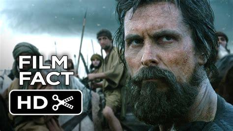Exodus Gods Kings Film Fact Christian Bale
