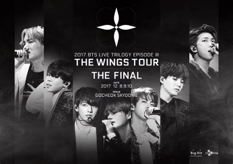 """Bts To Fly Back To Seoul With """"the Wings Tour"""" One Last Time"""