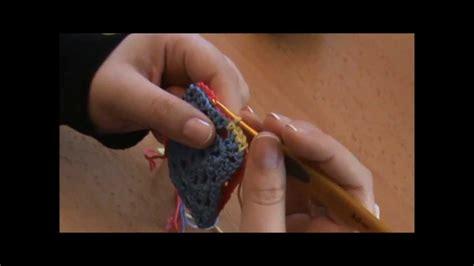crochet assembler des carr 233 s au crochet
