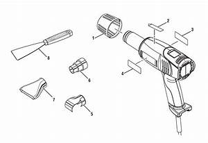 Buy Ryobi Hg500 Replacement Tool Parts