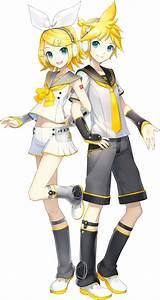 Kagamine Rin/Len | Vocaloid Wiki | FANDOM powered by Wikia  Rin