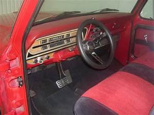 1969 Ford F100 Ranger