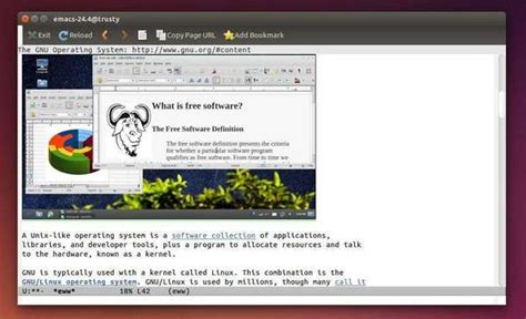 Emacs 24.4 Released, How To Install It In Ubuntu 14.04