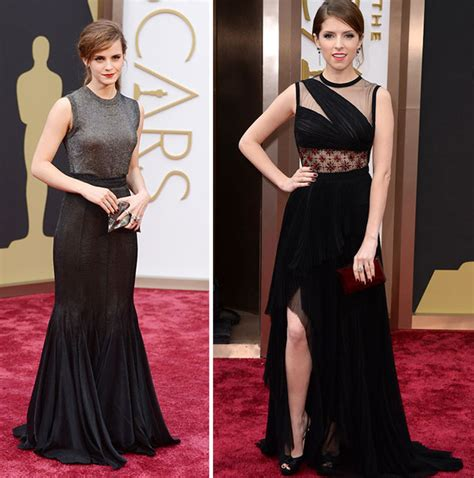Oscars Red Carpet Fashion Best Celebrity Dresses