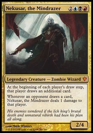set review commander 2014 gisa and geralf s zombie