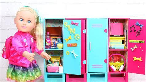 Our Generation Doll School Locker