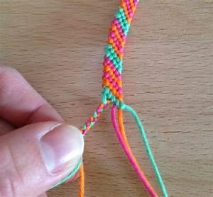 Fabriquer Un String : bracelet br silien comment r aliser un bracelet br silien ~ Zukunftsfamilie.com Idées de Décoration