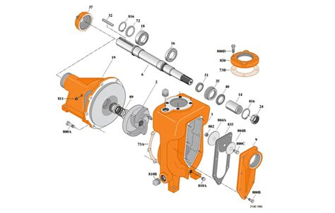 Berkeley Pump B69880 B4zrks Water Truck Pump