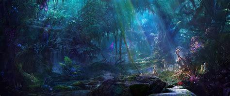 fantasy forest background forest dream fantasy forest