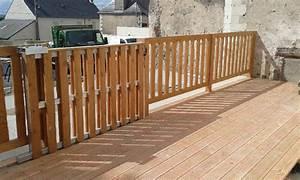 Planche De Bois Exterieur : planche pour terrasse planche bois oka marron with ~ Premium-room.com Idées de Décoration