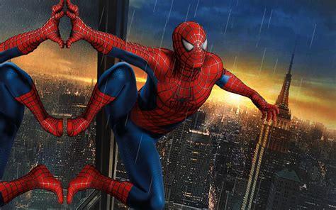 spiderman hd wallpapers wallpapertag