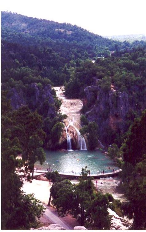 turner falls   arbuckle mountains  oklahoma