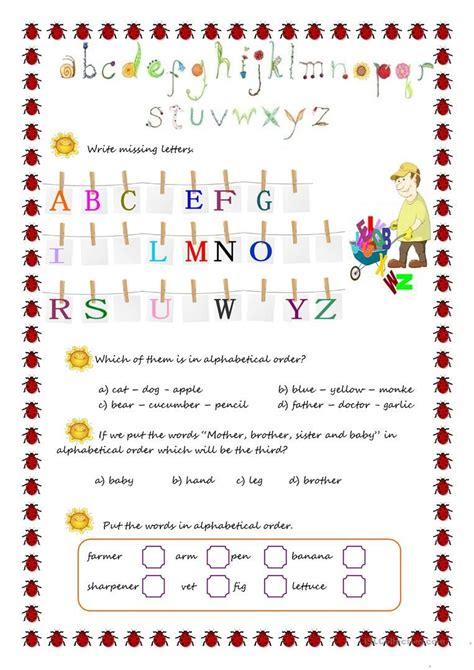 alphabet    images alphabet worksheets