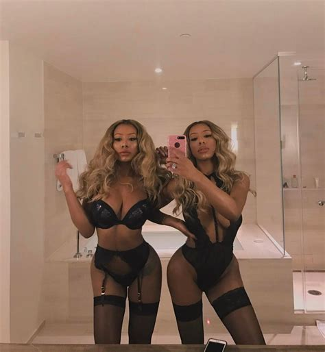 Shannon And Shannade Clermont Twins Porn Photo Eporner
