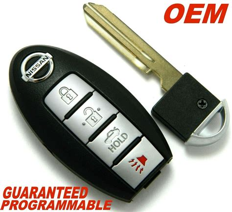 Oem Nissan Altima Maxima Proxy Keyless Remote Entry Fob