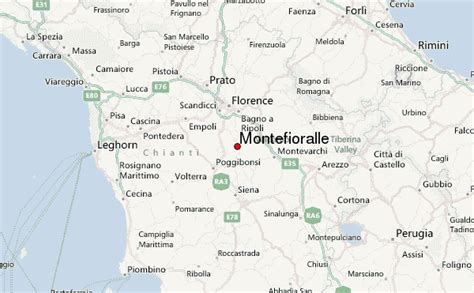 montefioralle weather forecast