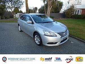 2015 Nissan Bluebird Sylphy For Sale In Timaru
