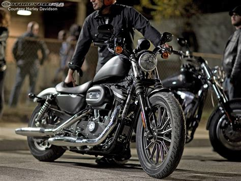 Review Harley Davidson Iron 883 by Auto Review Top Harley Davidson Iron 883