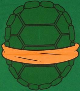 gallery ninja turtle front shell With ninja turtle shell template