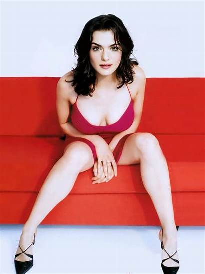 Rachel Weisz Esquire Mas Breasts Cleavage Actrices