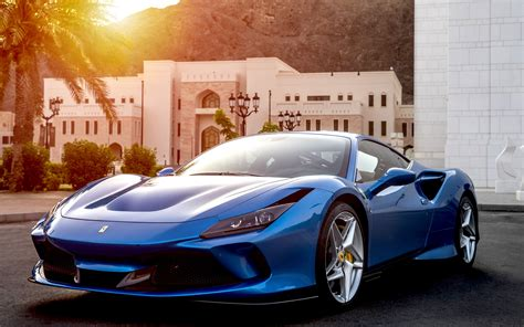 ferrari  tributo car hd wallpapers  desktop