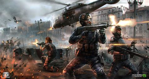 modern combat 5 blackout review winning the war gamazoid mobile reviews news and