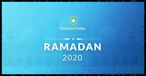 Ramadan 2020 - RDI-BARMM Official Website