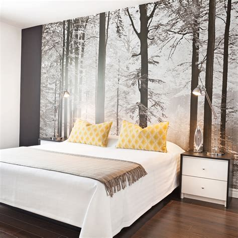 chambre grand format oser la murale grand format dans la chambre chambre