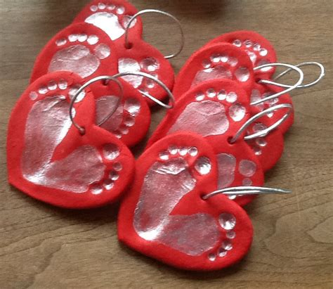 i love these we can make newborn baby girl footprint