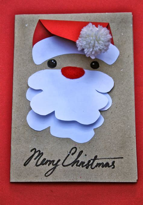 It's a really simple christmas craft. Bumper Christmas Craft Box - Mrs Fox's sustainable life, home, crafts and food