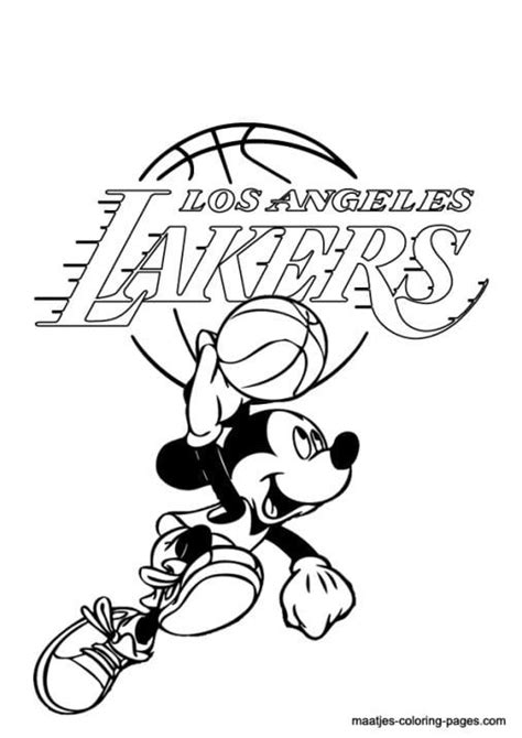 lakers logo coloring pages  images lakers logo lakers colors coloring pages