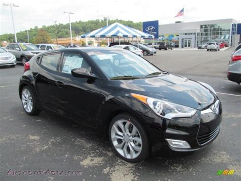 nissan veloster black 2013 hyundai veloster in ultra black 092654 autos of