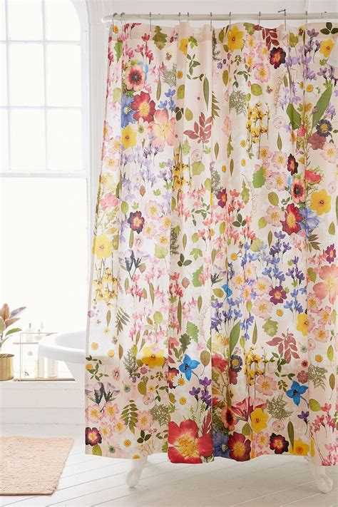 Floral Shower Curtains - best 20 floral shower curtains ideas on white