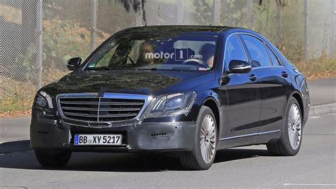 S Class Facelift 2018 by 2018 Mercedes S Class Facelift Photo Photo