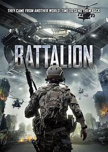 Sci-fi action thriller BATTALION gets US release through ...